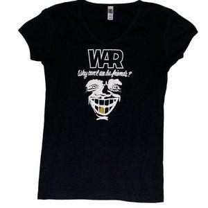 WAR Why Can't We Be Friends Women's Tee Shirt